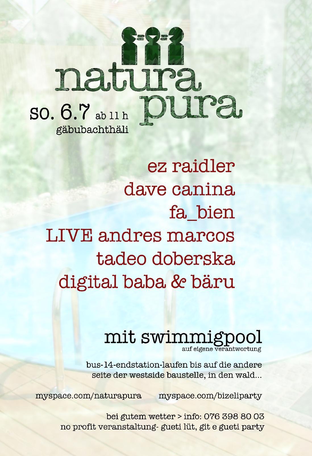 naturapura 06/07/08