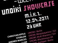 Unoiki @ MIKZ Berlin - Christian Epple, Storlon, Andrés Marcos, Dr.Nojoke, J-Lab