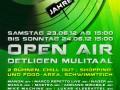 Andres Marcos Revellado - Live PA - Bern - Switzerland - Sinneswandel Open Air - 23.06.2012