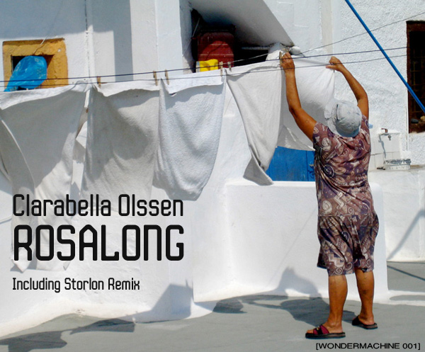 Clarabella Olssen - Rosalong EP - Wondermachine - Andres Marcos Revellado