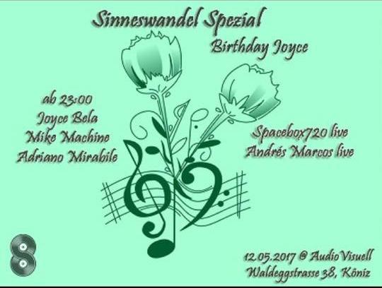 sinneswandel special - andres marcos revellado live 12.05.2017